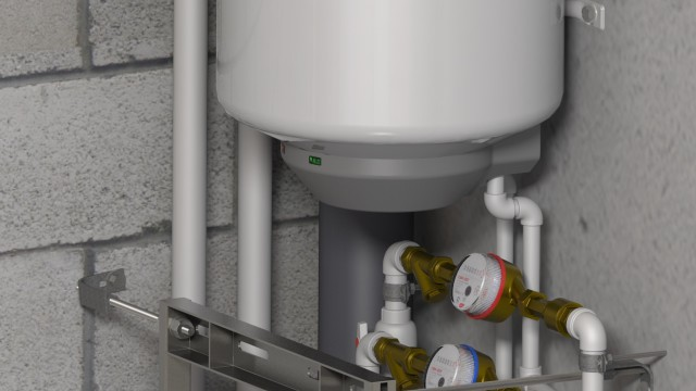 Installation Systems toilet IDDIS Unifix *