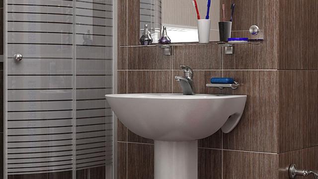 Ванная комната 3D
