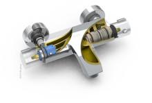 Termolife — устройство смесителя для ванны с термостатом.*